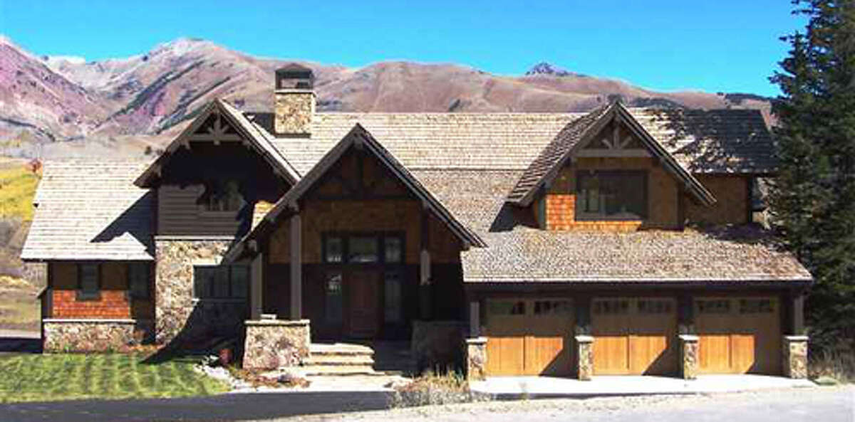 A $5 million house in Colorado, owned by Andrew Levene, was destroyed by fire in 2008.