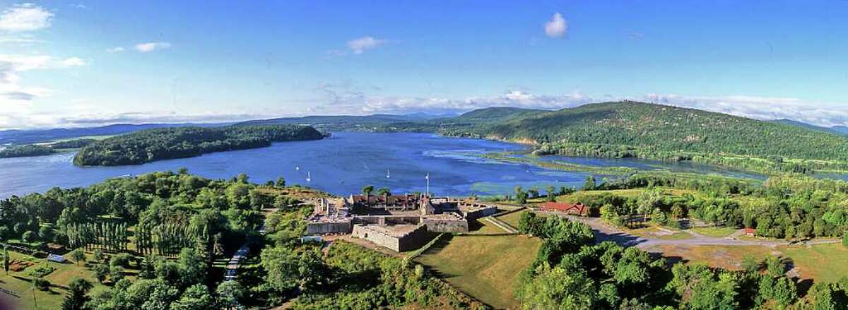 Fort Ticonderoga (Carl Heilman)