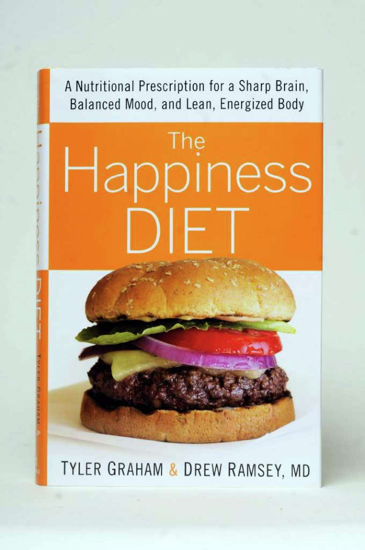 The Happiness Diet by Tyler Graham & Drew Ramsey,MD.