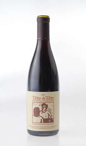 Domaine de la Terre Rouge Tete-a-Tete Sierra Foothills Red Photo: Craig Lee, Special To The Chronicle
