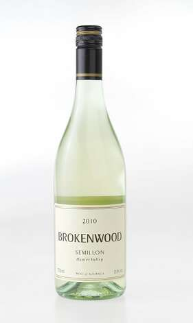 Brokenwood Hunter Valley Semillon Photo: Craig Lee, Special To The Chronicle