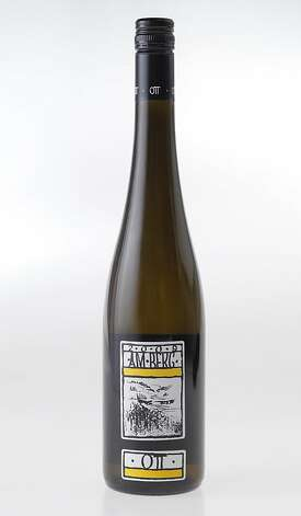 Bernhard Ott Am Berg Wagram Gruner Veltliner Photo: Craig Lee, Special To The Chronicle