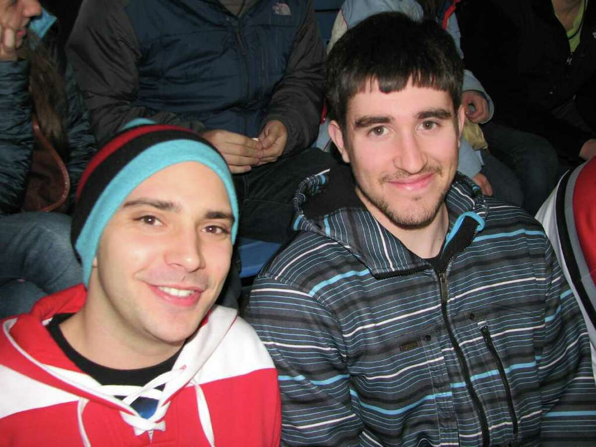 Were you SEEN at the RPI vs. Quinnipiac hockey game in Troy on Friday, Feb. 17, 2012?