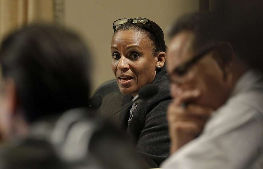Desley Brooks approved an $18,140 payment, records show. Photo: Jeff Chiu, Associated Press