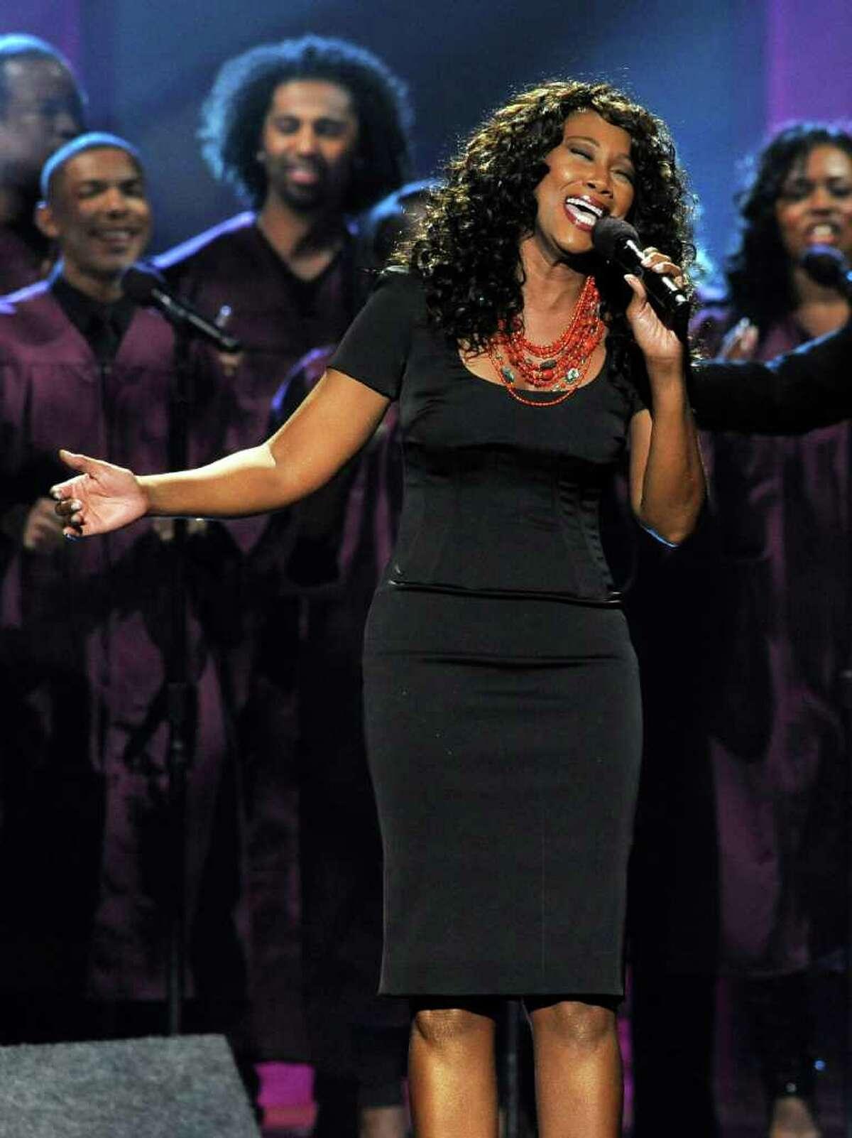 Yolanda Adams Singer, producer, singer-songwriter. Classyear: 1983