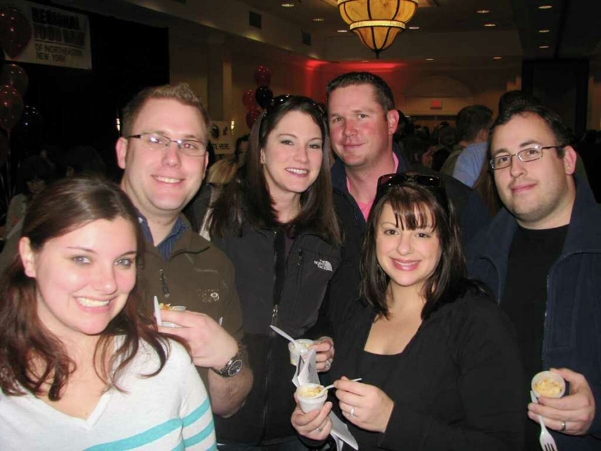 Were you SEEN at the 3rd annual Timesunion.com/tablehopping Mac & Cheese Bowl to benefit the Regional Food Bank of Northeastern New York at the Albany Marriott on Saturday, February 18, 2012?