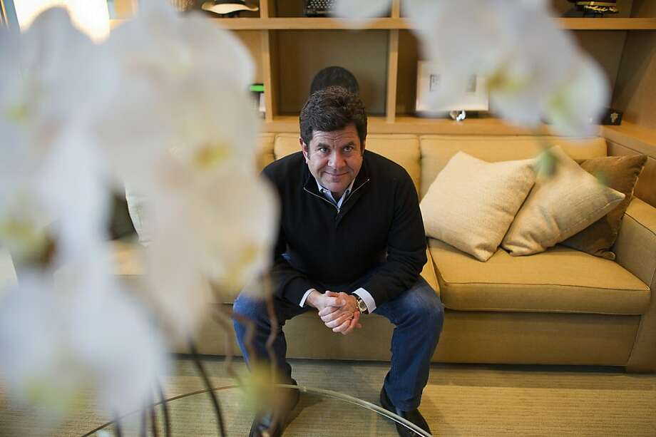 John Pritzker, founding partner and director of Geolo Capital, sits for a photograph in San Francisco, California, U.S., on Thursday, Jan. 19, 2012. Geolo Capital is a private-equity firm focused on investments in the hospitality and entertainment industries. Photographer: David Paul Morris/Bloomberg *** Local Caption *** John Pritzker Photo: David Paul Morris, Bloomberg