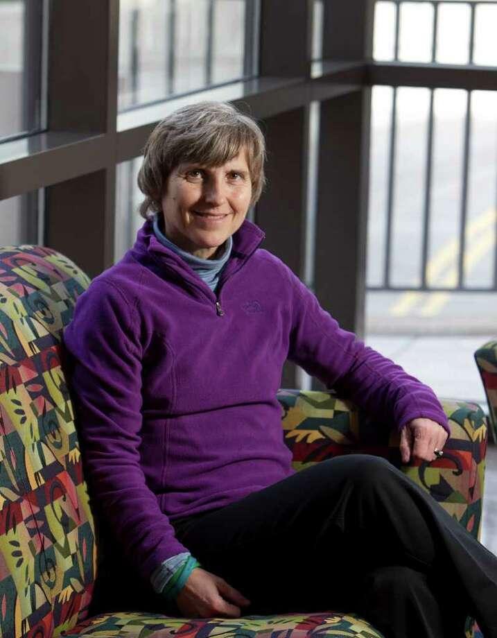 "Dr. Elizabeth Berry-Kravis studied ""Fragile X syndrome."" Photo: James Nielsen / © 2011 Houston Chronicle"