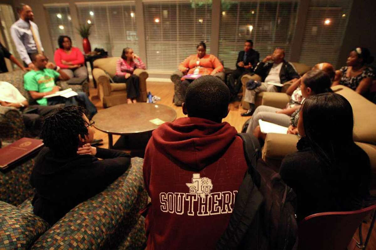 Freshmen at TSU's Urban Academic Village have 24-hour access to mentoring and tutoring. Students also get laptop computers and take field trips - all part of an effort to increase retention and graduation rates.
