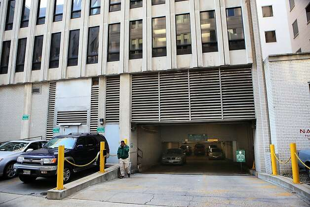 The indoor garage, just blocks away from the U.S. Capitol, where 29-year-old Amine El Khalifi was reportedly arrested is shown February 17, 2012 in Arlington, VA. El Khalifi, an illegal immigrant from Morocco, was arrested today for allegedly attempting to detonate a bomb in a suicide attack on the U.S. Capitol Building as part of what he intended to be a terrorist operation. Photo: Alex Wong, Getty Images