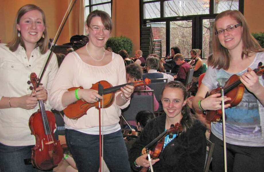 Were you seen at the Dance Flurry festival of traditional dance and music at the Saratoga Hilton in Saratoga Springs on Saturday, Feb. 18, 2012? Photo: Anne-Marie Sheehan