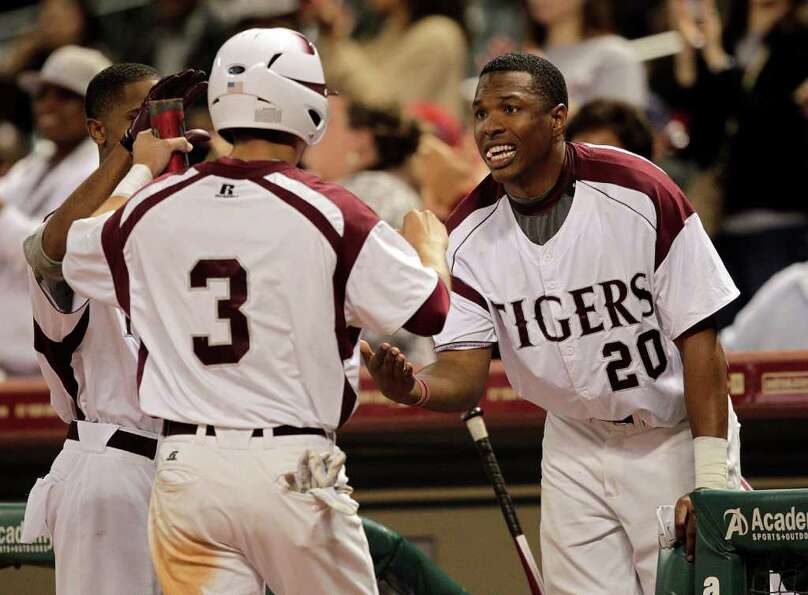 Feb. 18: Texas Southern 7, Prairie View 1 - TSU's Ray Hernan