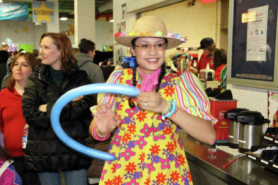 Were you seen at the Chili Winter Warm-up at the Danbury Ice Arena in Danbury, CT on Sunday, February 19, 2012? Photo: Vincent Rodriguez / The News-Times