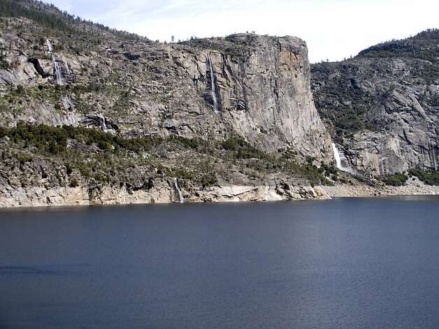 Hetch Hetchy resevoir. Please credit Jeffrey Turst, NPS Photo Photo: Jeffrey Turst, NPS Photo