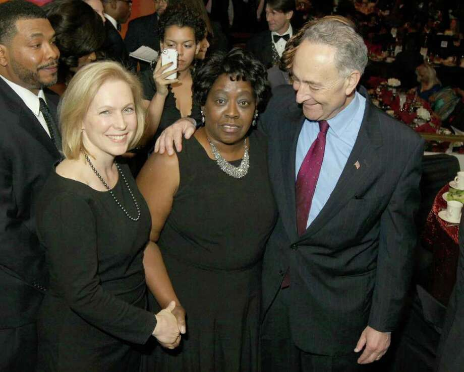 Were you SEEN at NYS Black & Puerto Rican Caucus gala at the Empire State Plaza Convention Center on Sunday, Feb. 19, 2012? Photo: Joe Putrock/Special To The Times Union