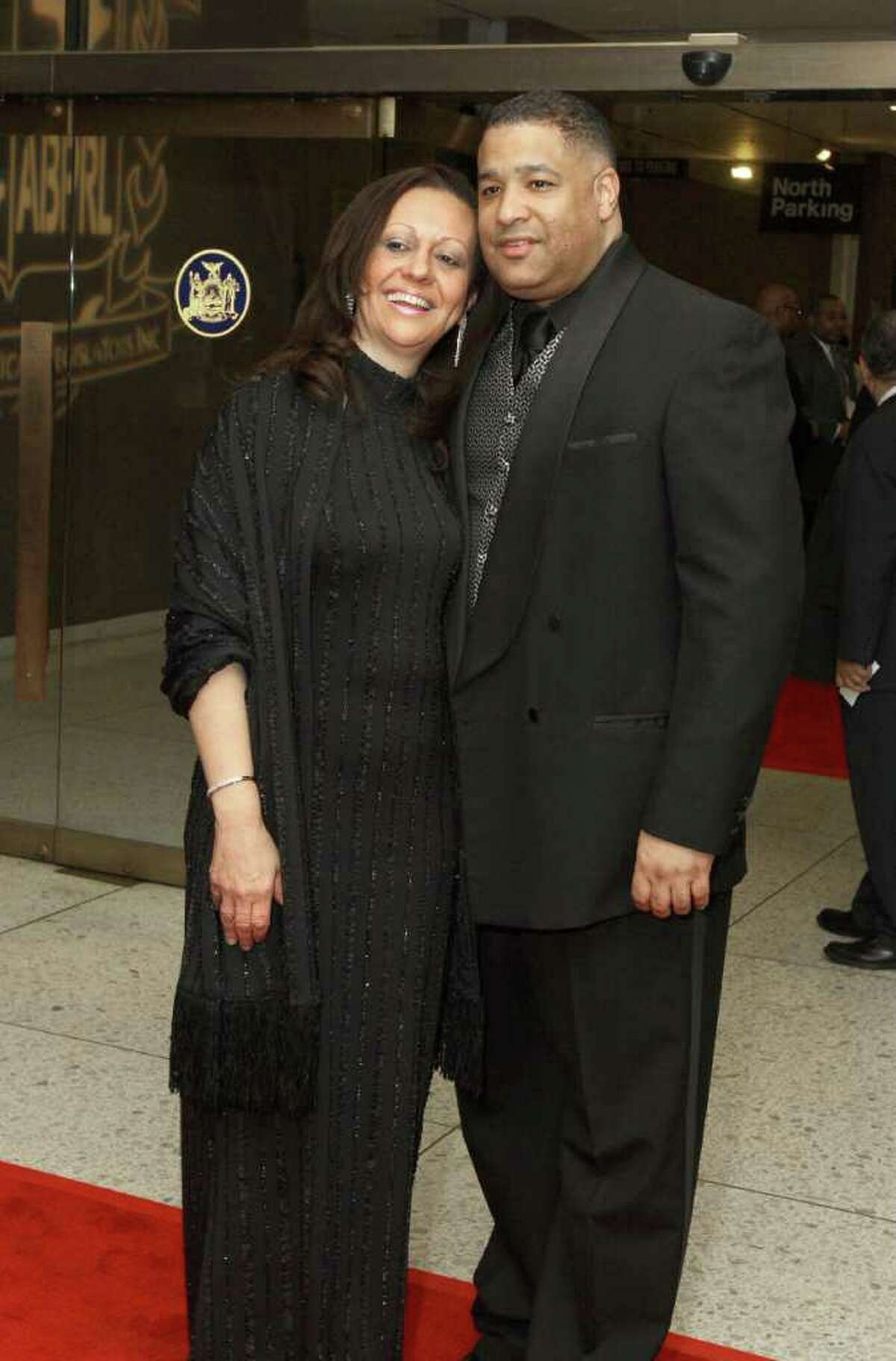 Were you SEEN at NYS Black & Puerto Rican Caucus gala at the Empire State Plaza Convention Center on Sunday, Feb. 19, 2012?