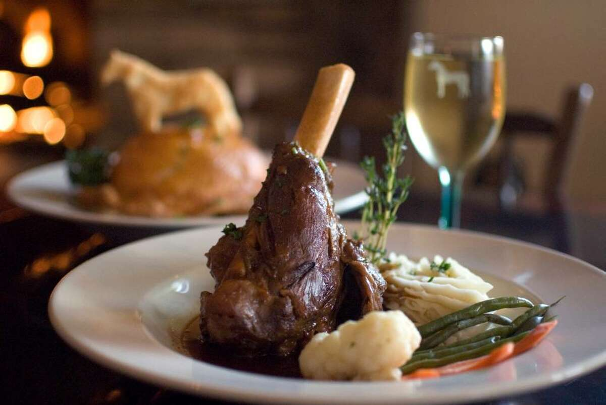 The White Horse Country Pub 258 New Milford Turnpike, New Preston, CT 06777The White Horse was named one of Connecticut Magazine's Best Restaurants of 2015. Try their Sunday fireside brunch. Click here for the menu