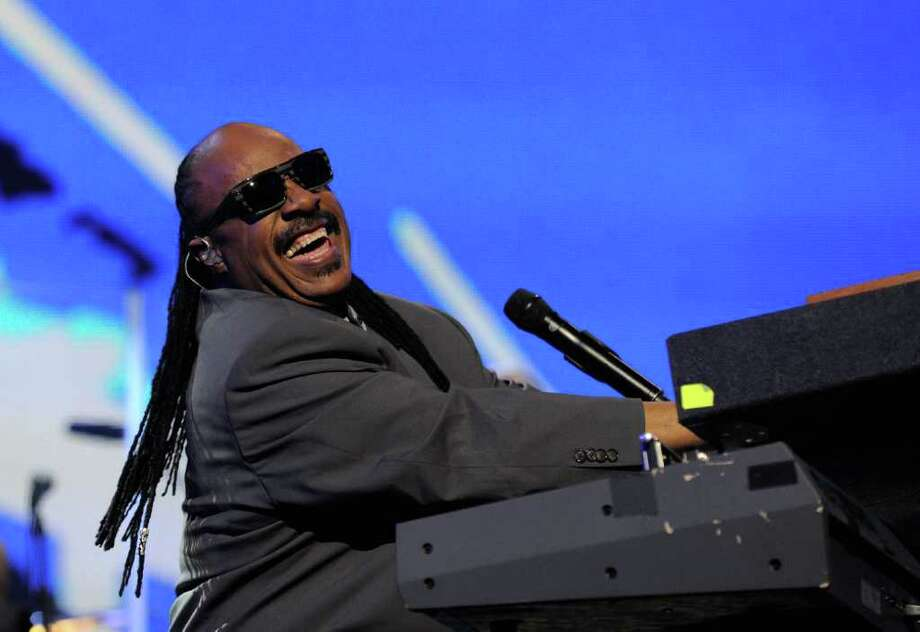This year's old school star is Stevie Wonder. These award shows need to show they have some kind of cred.  Photo: Ethan Miller / 2012 Getty Images