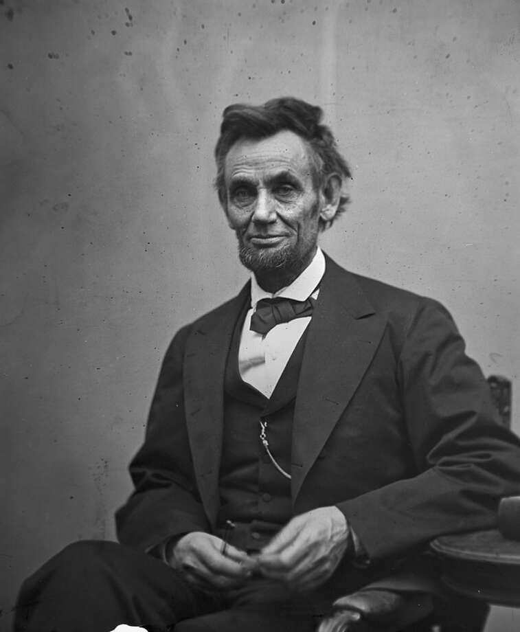 16. Abraham Lincoln, 1861 - 1865 (AP Photo/Library of Congress/Alexander Gardner)