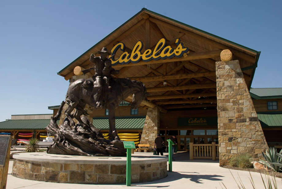 Cabela's is a popular store for outdoor lovers. It's from Nebraska. (City of Buda) Photo: Texas Hill Country