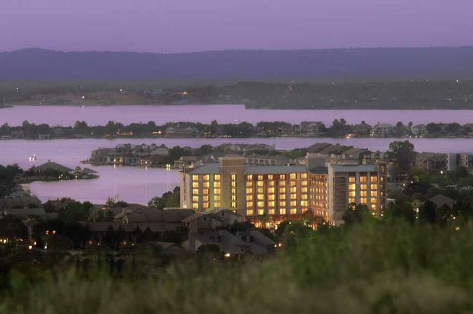 The Marriott Hotel is one of the lodging options for visitors at the Horseshoe Bay Resort. (Horseshoe Bay Resort) Photo: Texas Hill Country