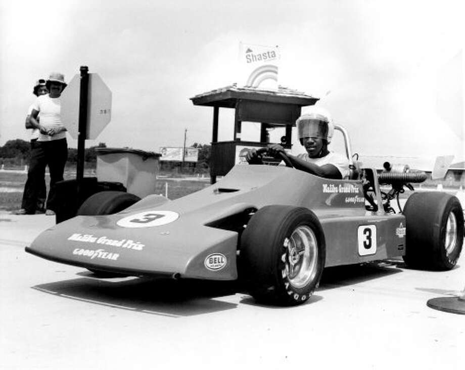 Malibu Grand Prix, Stuebner Airline location, Aug. 1978. (Houston Post file)