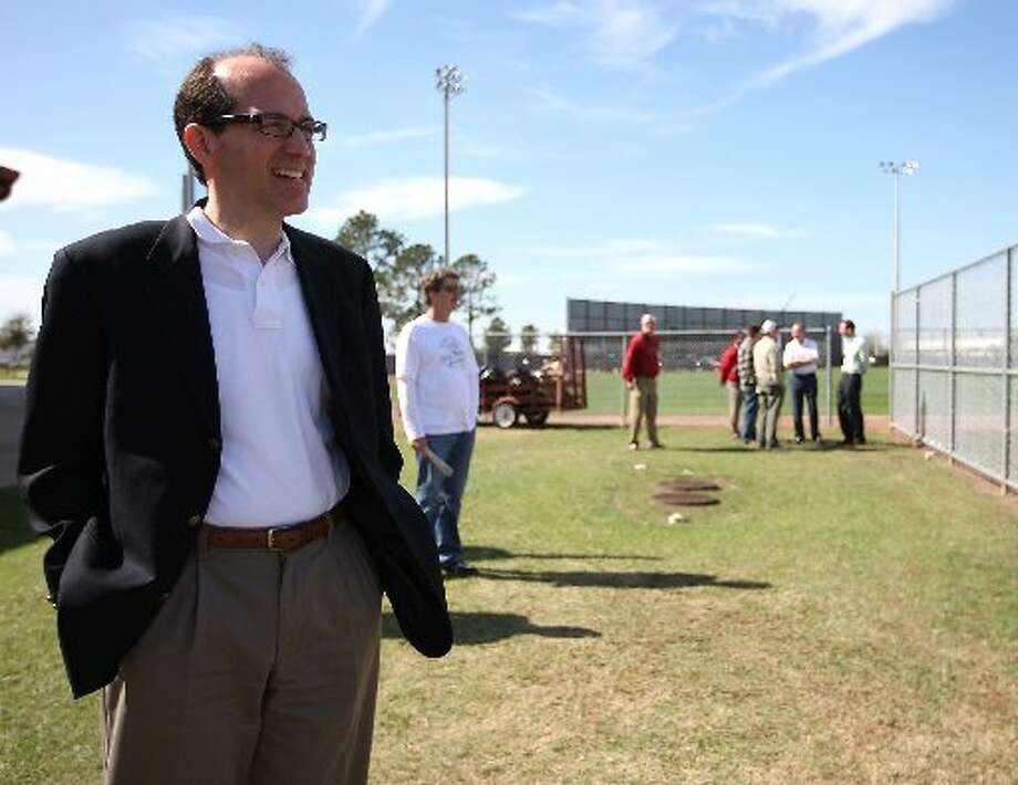 Astros CEO George Postolos backed the high prices for this season's opening game.