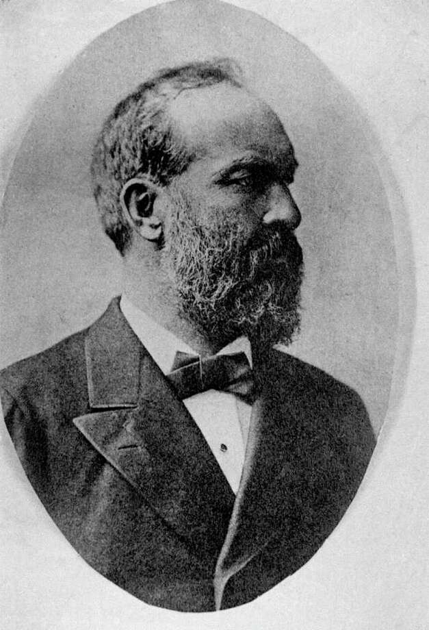 July 2, 1881: The assassination of James A. Garfield took place in Washington, D.C., fewer than four months after Garfield took office. Charles J. Guiteau shot him twice, once in his right arm and the other in his back, with a .442 Webley British Bulldog revolver. Garfield died 11 weeks later, on September 19, 1881, at 10:35 p.m., of complications caused by infections.From Wikipedia Photo: ASSOCIATED PRESS / AP