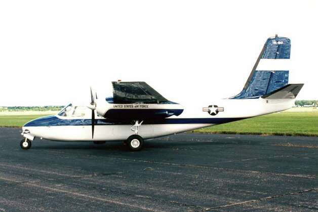 This presidentail Aero Commander U-4B is shown at the National Museum of the United States Air Force. Photo: U.S. Air Force Photo