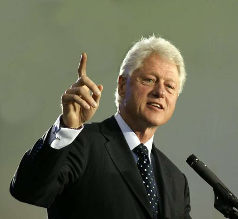 "The codename ""Eagle"" given to Bill Clinton when entering office may not have fit as much as he was ending his presidency."