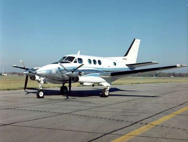 "This Beech VC-6A entered in service in early 1966 and, during its early career, carried President Lyndon Johnson and members of his family between Bergstrom Air Force Base, Texas, and the Johnson family ranch. During that time, the aircraft became informally known as the ""Lady Bird Special."" Photo: U.S. Air Force"