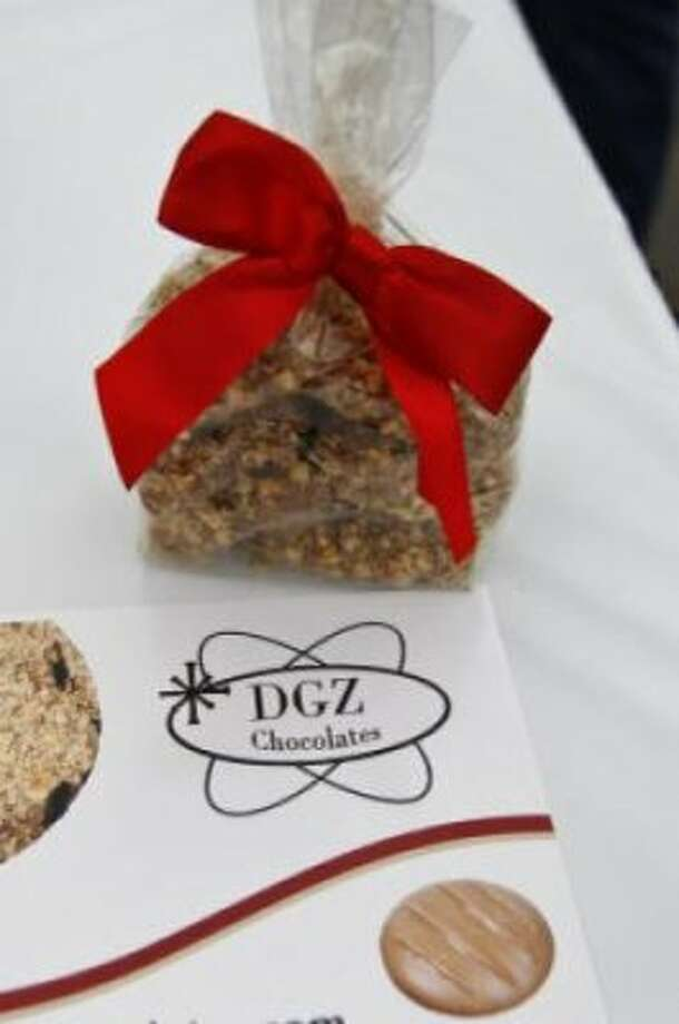 Fudge Chocolate Toffee from DGZ Chocolates