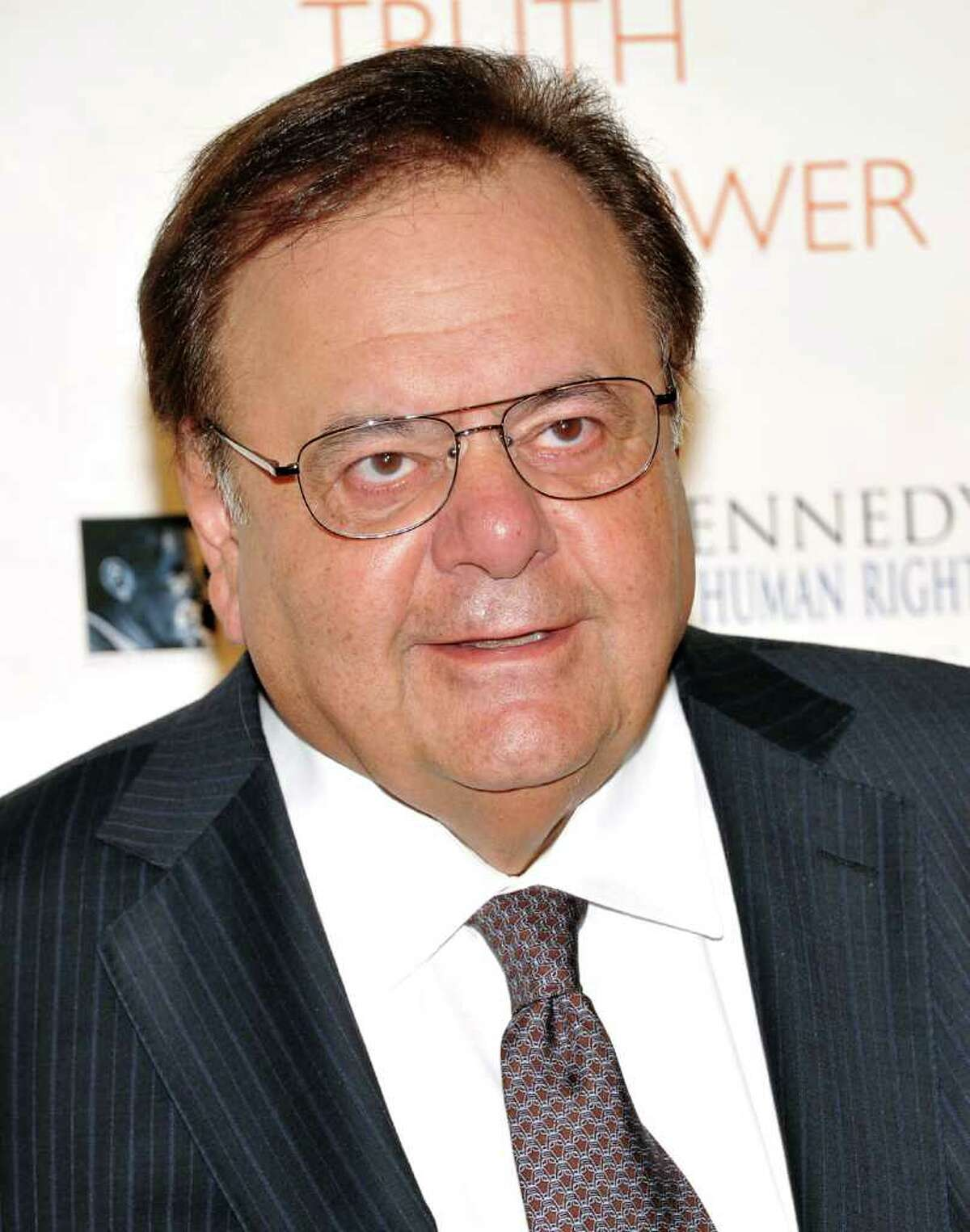 """This Nov. 17, 2010 photo shows actor Paul Sorvino at the the Robert F. Kennedy Center for Justice and Human Rights 2010 Ripple of Hope Awards Dinner at Pier Sixty in New York. Sorvino might finally be over his trouble with """"The Trouble with Cali."""" Armed with $500,000 in taxpayer funding, the first-time director and """"Goodfellas"""" star shot the independent film in northeastern Pennsylvania six years ago. But the project ran short of cash, and politicians in Scranton demanded to know what he did with their investment. Sorvino, in turn, was stunned and hurt that anyone would question his integrity. (AP Photo/Evan Agostini)"""