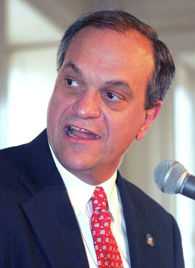 New Haven, Conn., Mayor John DeStefano. Photo: Contributed Photo, ST / The News-Times Contributed