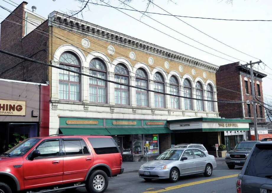 The Capitol Theatre, 149 Westchester Ave., Port Chester, N.Y., Thursday afternoon, Feb. 2, 2012. Photo: Bob Luckey / Greenwich Time