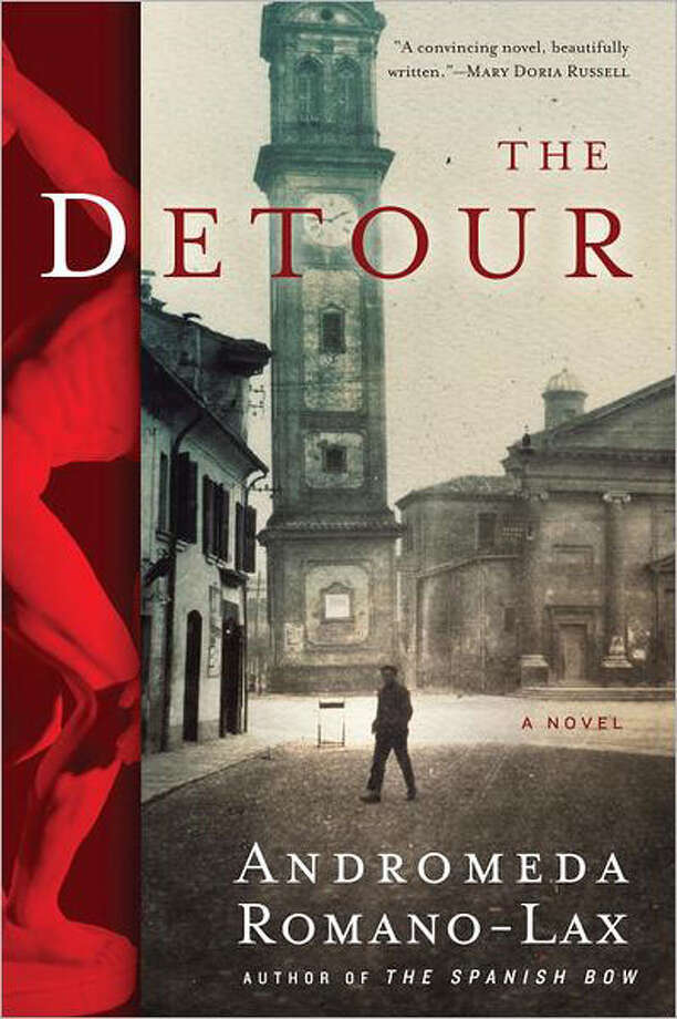 """The Detour"" by Andromeda Romano-Lax Photo: Courtesy"