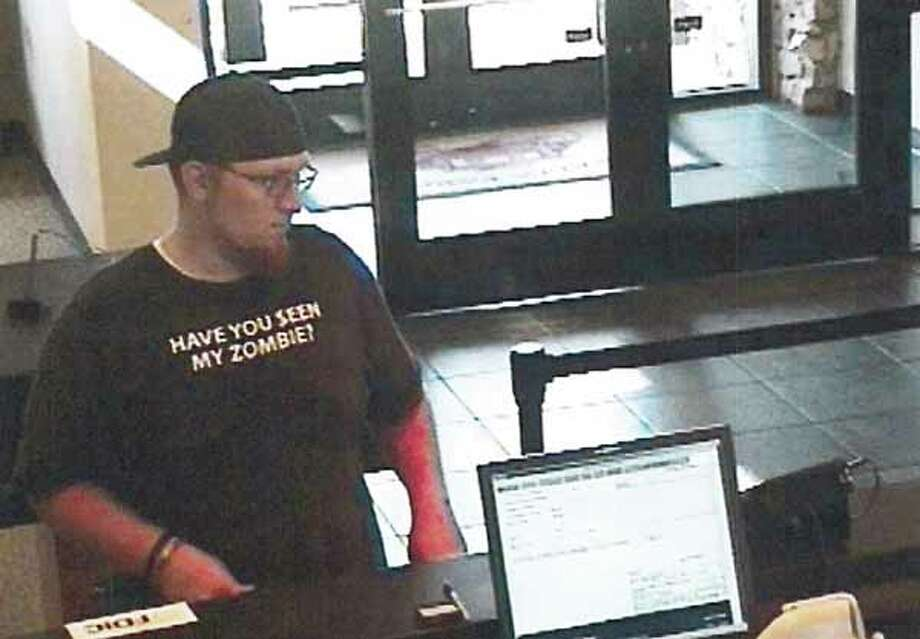 Suspected check forger has been spotted in northwest Harris County. Photo: Crime Stoppers