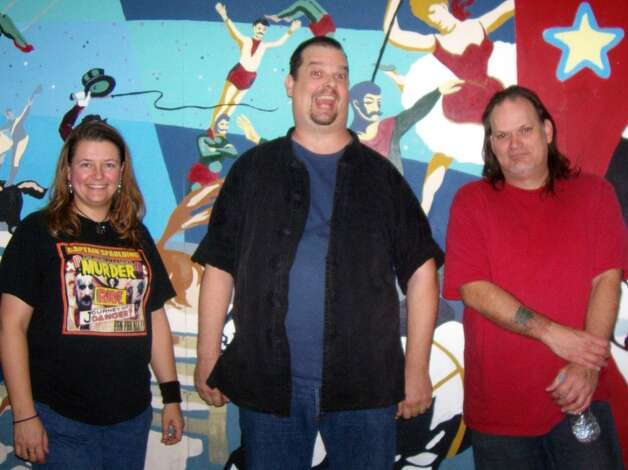 San Antonio metal, etc. band Monkeysoop Photo: Courtesy Photo