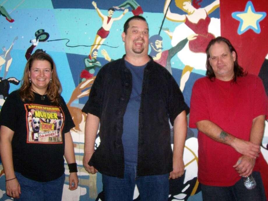 San Antonio metal, etc. band Monkeysoop Photo: Courtesy Photo