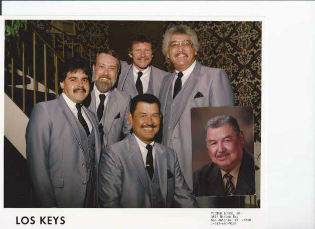 West Side legends Los Keys, featuring Victor Lopez Photo: Courtesy Photo