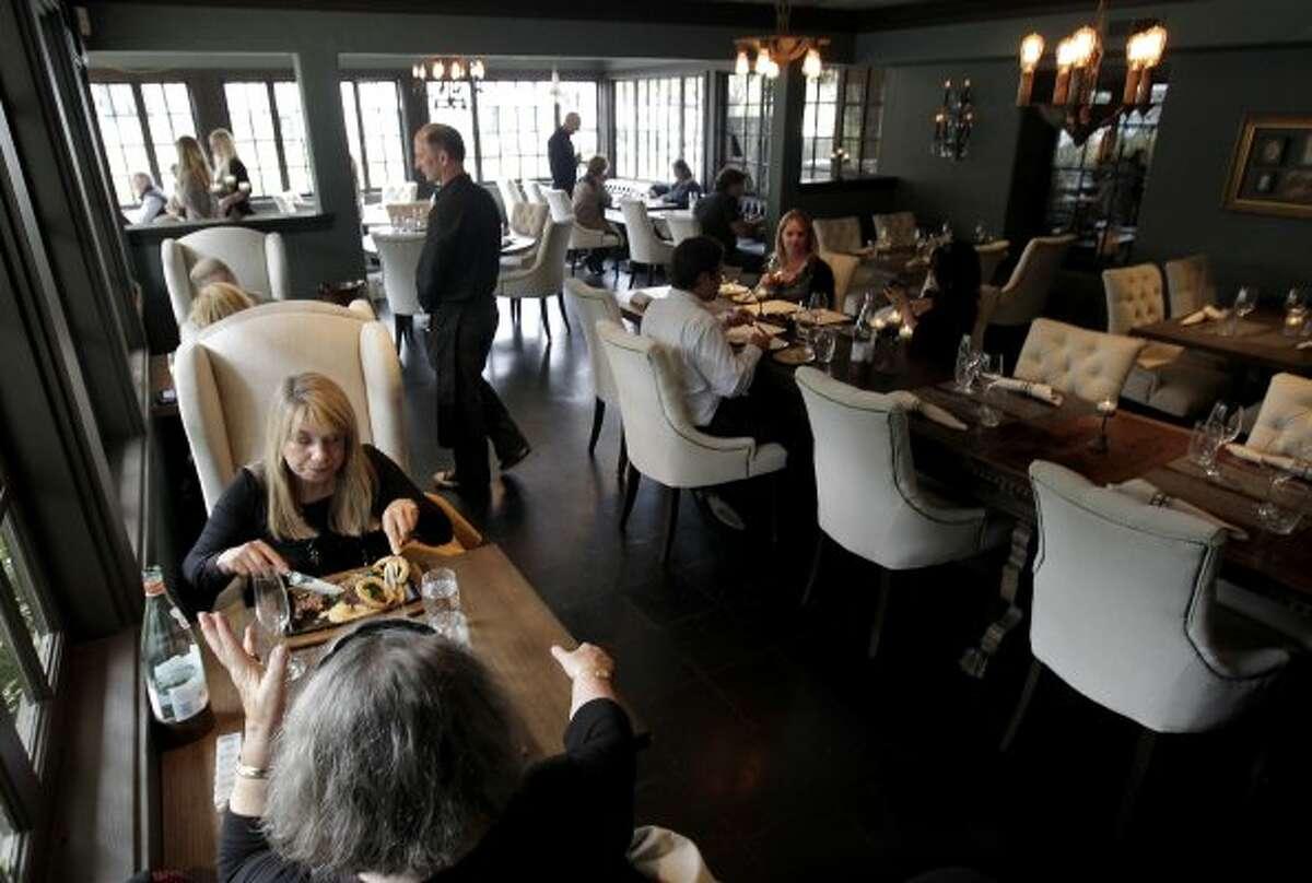 Best New Restaurant: Restaurant 1833 (Monterey) (SFC)