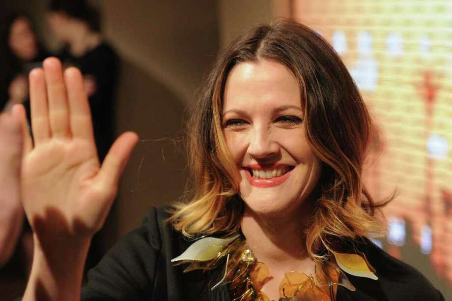 Actress Drew Barrymore is 37. Photo: Jason Merritt, Getty Images / 2012 Getty Images