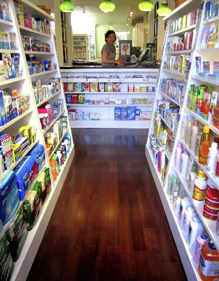 Pharmacies and supermarkets are full of personal-care products containing chemicals, but they don't have to stand up to the same safety standards as foods and drugs do. Photo: File Photo