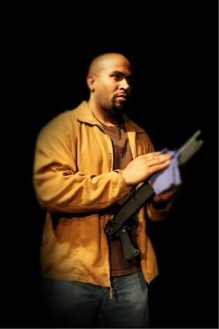 Torence White appears in the Overtime Theater's 'Sleepers Wake.' Courtesy of Matthew Byron Cassi