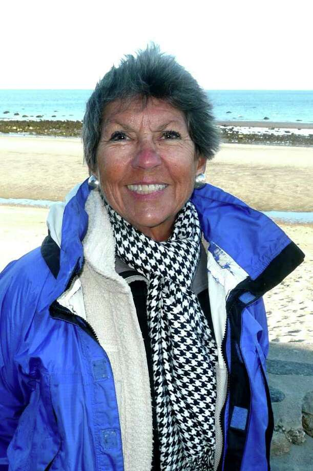 """My environmental initiatives for 2012 focus on continued protection of and appreciation of Long Island Sound and our entire watershed through increasing awareness and education,"" says environmental educator Sue Baker. Photo: Anne W. Semmes"