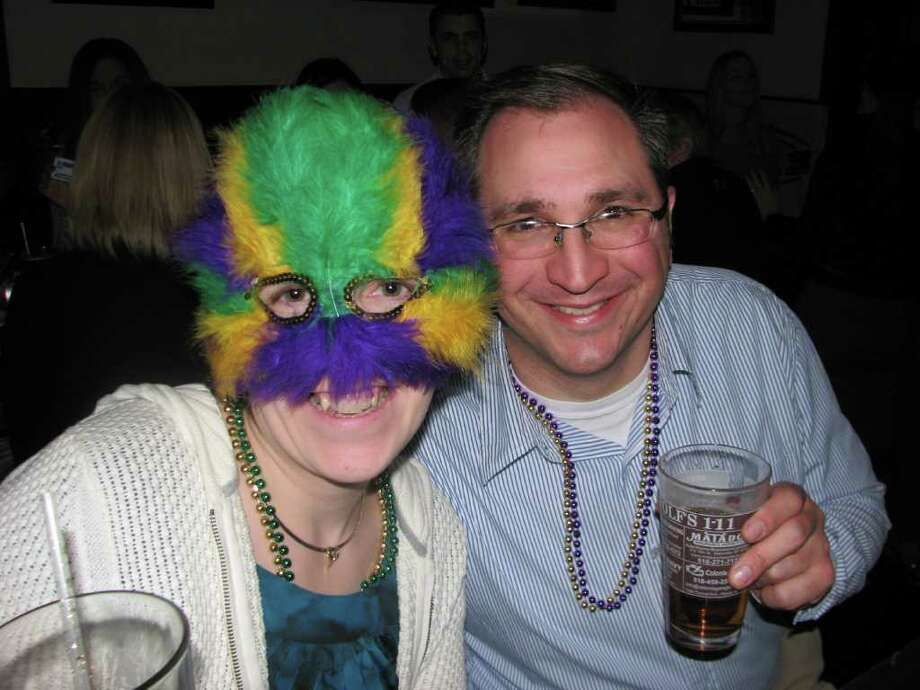 Were you SEEN at Fly 92.3's Fat Tuesday celebration at Wolf's 1-11 on February 21, 2012? Photo: Kristi Gustafson Barlette/Times Union