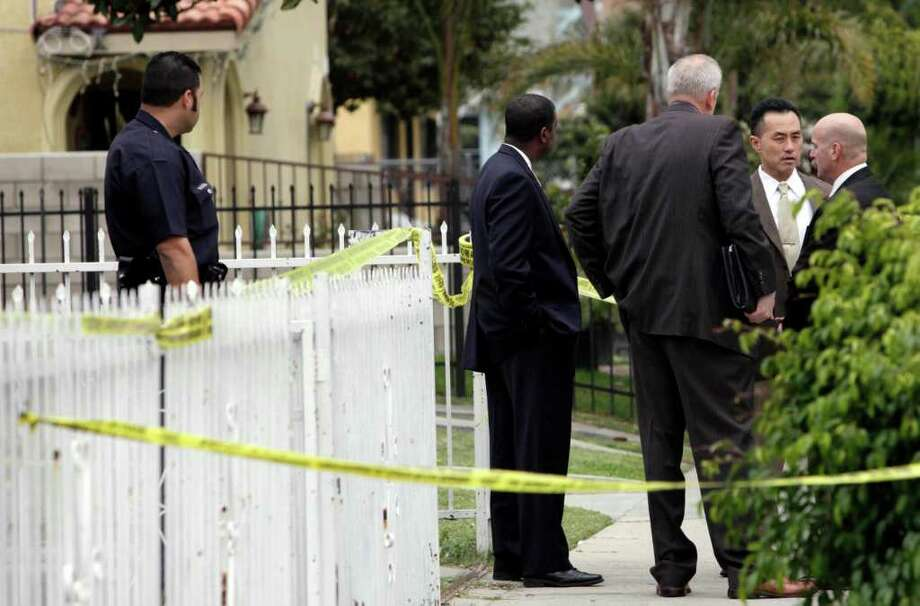 Ex-LA teacher pleads not guilty to lewd acts - Times Union
