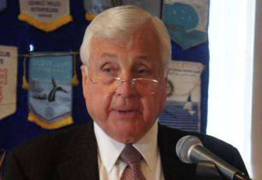 Westport Superintentent of Schools Elliott Landon again toppd the list of highest-paid public employees in 2011, with total compensation of about $285,000. Photo: File Photo / Westport News