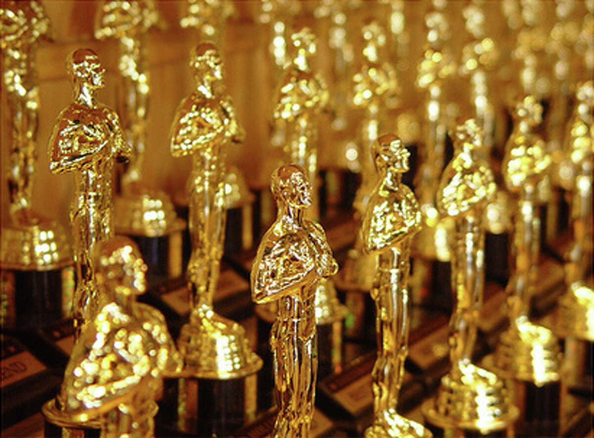 The Oscars take place this weekend.
