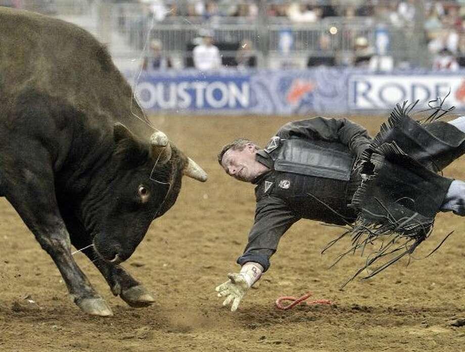 Go to the rodeo Feb. 25 - Mar. 17. Tickets: $18 - $300(Karen Warren / Houston Chronicle)